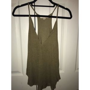 UO Project Social Army Green Tank